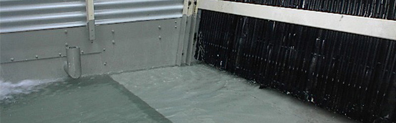 Epoxy Coating, Cooling Tower Cleaning